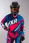 Bluza cross FXR Factory RD Rozowo-Niebieskie