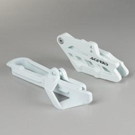 Acerbis SX 85 Chain Slider + Guide White