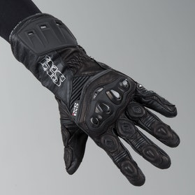 IXS RS-200 Gloves Black