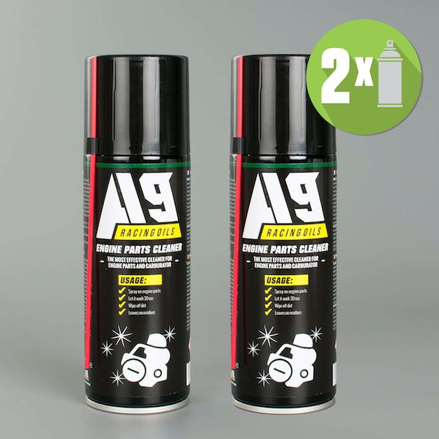 A9 Engine Parts cleaner 2-pack (2 x 200 ml)