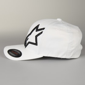Alpinestars Corp Shift 2 Flexfit Cap White-Black