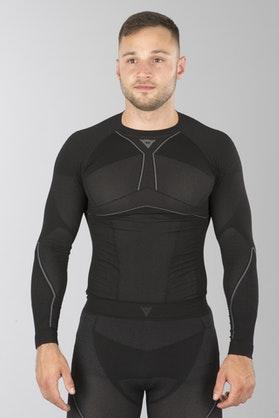 Koszulka Termoaktywna Dainese D-Core Aero Czarno-Szara