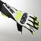 Rękawice Spidi STR-5 Czarno-Fluorescencyjno-Żółte