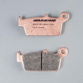 BRAKING Heavy Duty Rear Brake Pads