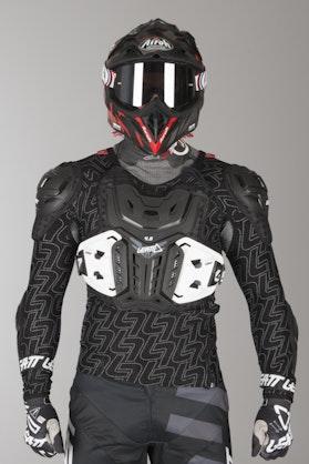 Leatt 4.5 Protection Jacket Black