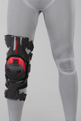 EVS Web Pro Knee Guards Right