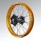 Talon Rear Wheel Black-Orange