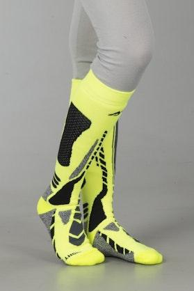 Skarpety Acerbis MX Pro Czarno-Żółte