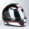 IXS 315 2.1 Integral Helmet Black-White-Red