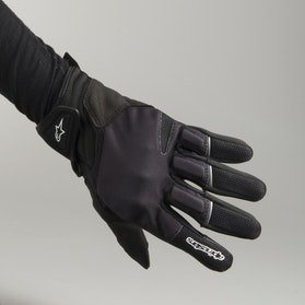 Rękawice Alpinestars Atom Czarne