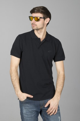 Alpinestars Effortless Polo Shirt Black