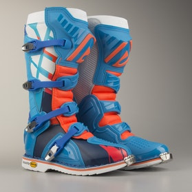 Acerbis X-Pro V Boots Blue-Orange