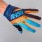Rękawice Answer A16 Elite pomarańczowo-cyjanowo-białe