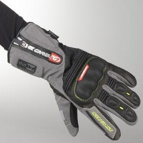 Rękawice Garibaldi Ultratech Outdry P. Różowo-Szare
