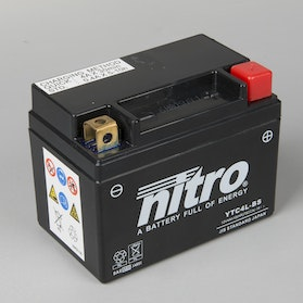 MC Baterie Nitro AGM Gel