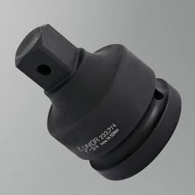 Adapter do nasadek udarowych Unior 1""