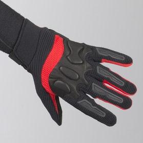 Rękawice Dainese Air Frame Czarno-Czerwone