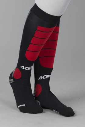 Acerbis MX Impact Socks Black-Red