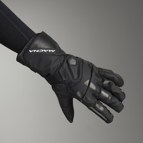 Macna Foton Heated RTX Gloves Black