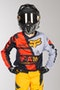 Motokrosový Dres Dětský Fox 180 Sayak Oranžový MX 18