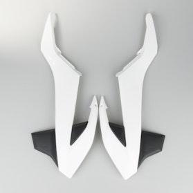 RTech Radiator Wings - White