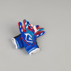 Acerbis MX Youth Cross-Gloves Blue-Red