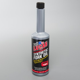 Lucas Oil 10wt Gaffelolie Syntetisk 473ml