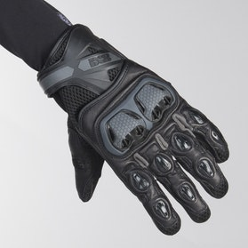 IXS Tour LT Fresh 2.0 Gloves Black-Grey