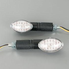 Blinklys hvide LED, E-mærkede Snell