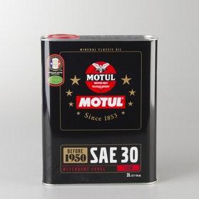 Olej Mineralny Motul SAE 30/50 (Starsze Pojazdy) 2L