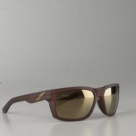 Brýle 100% Daze Matně Hnědé se Zlatou Čočkou