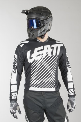 Bluza Cross Leatt GPX 4.5 Lite Czarna