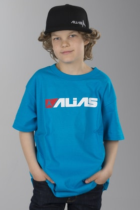 Koszulka Alias Block Niebieski Dziecko