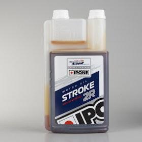 Olej Ipone Stroke 2 R Racing w Pełni Syntetyczny 1L