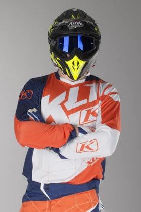 Enduro bluza Klim XC Pomarańczowy