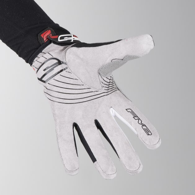 Five TRX Gloves Red