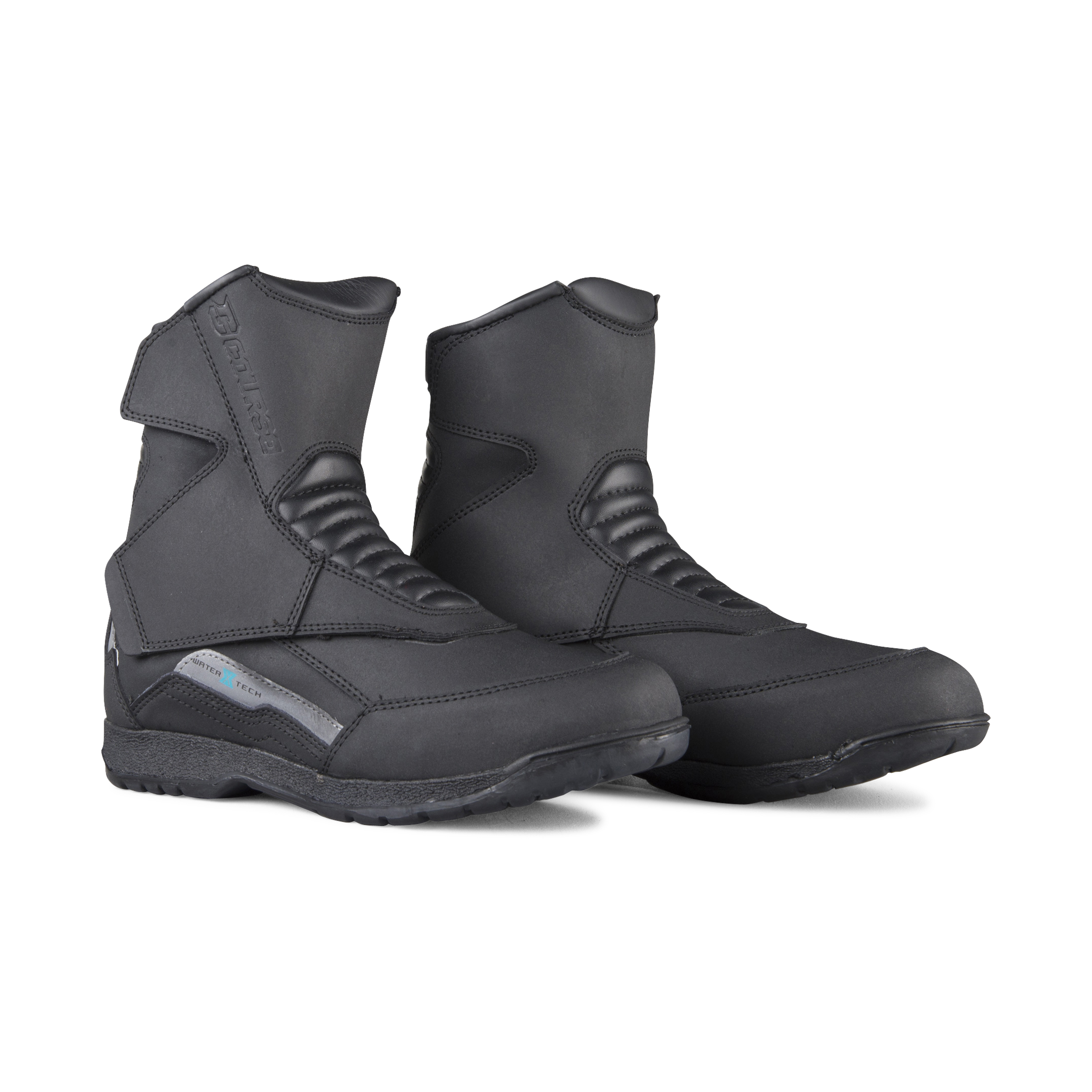 Course Comfortour Motorcycle Boots Black Get 41 Off Today Xlmoto Ie