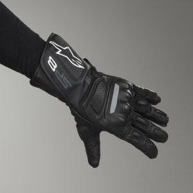MC-rukavice Alpinestars SP-8 V2 Šedá