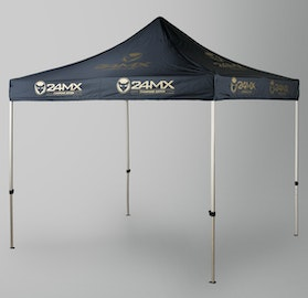 24MX Champions Edition Race Tent 3x3m Easy-UP WITHOUT WALLS