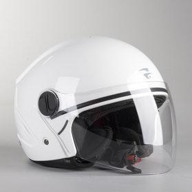 RXA Rodeo Open Helmet White