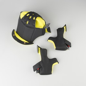 Acerbis Profile 4 Interior Replacement Yellow
