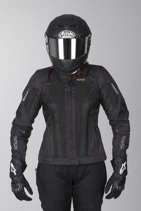 IXS Larissa Ladies' Jacket Black
