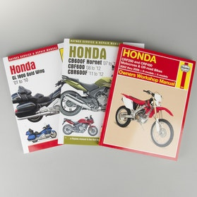 Haynes Honda Repair Manual (search by model)