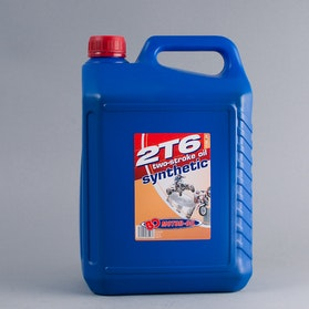 5L 2T6 Semi synthetic 2-stroke oil