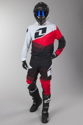 OneIndustries Vapor Shifter Motocross Kit Red-Black