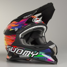 Kask Cross Suomy Alpha Torched