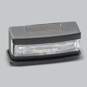 Oświetlenie Tablicy Rejestracyjnej Puig