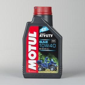 Olej mineralny Motul 4T Quad 10W40 1L