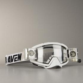 Motokrosové Brýle Raven Strike Trooper Roll-Off Dvojité Čočky