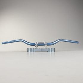 Kierownica LSL Cross Niebieska 28mm